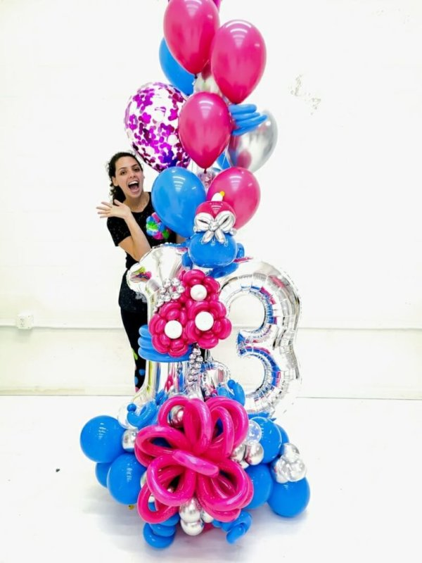 BOUQUET COOL Birthday DecoracionesGlobos.com Miami Venezuela Bouquets Decoraciones