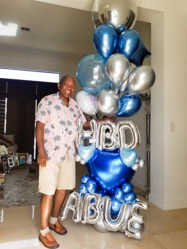Birthday DecoracionesGlobos.com Miami Venezuela Bouquets Decoraciones