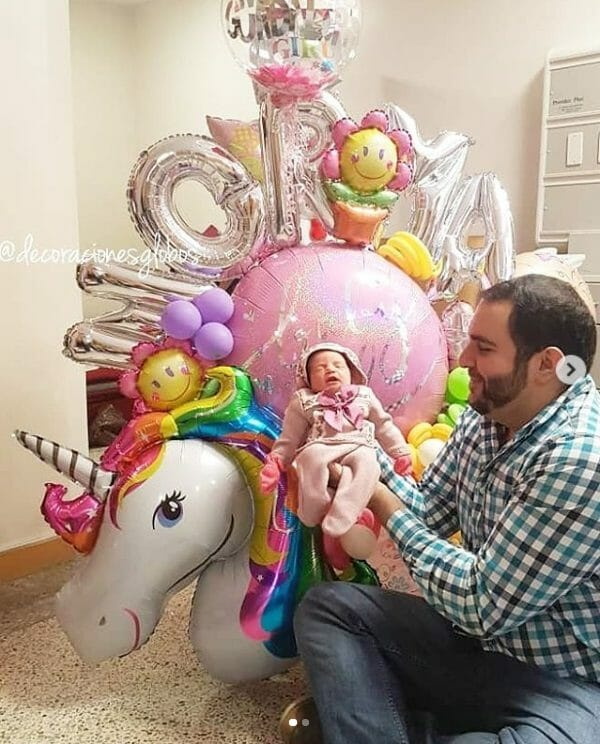 New Baby DecoracionesGlobos.com Miami Venezuela Bouquets Decoraciones