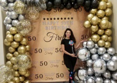 Decoraciones Globos Balloon Arch Miami Venezuela