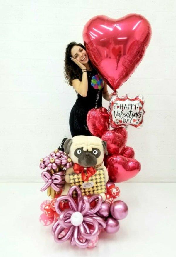 Amor Perruno decoracionesglobos.com