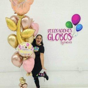 Balloon Bunche Madre DECORACIONESGLOBOS GRADUATIONS GRADOS CELEBRACION FIESTA FELICITACIONES REGALOS DETALLES BOUQUETS BALLOONS