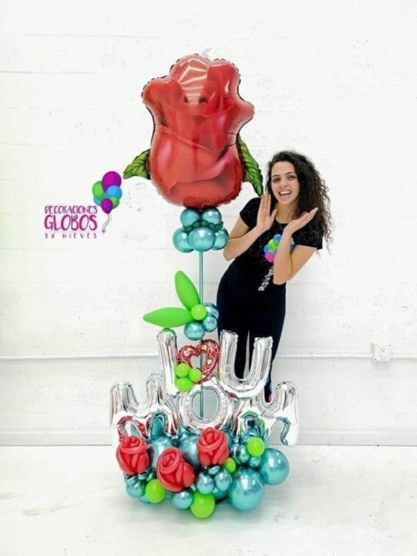 BALLOON BOUQUETS NEW MOTHERS DAY