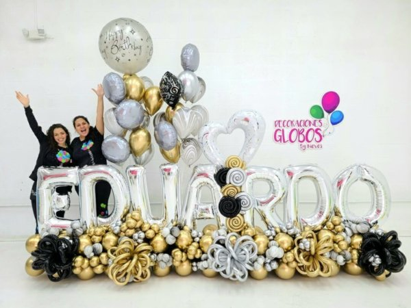 Bouquet Awesome Birthday DecoracionesGlobos.com Miami Venezuela Bouquets Decoraciones