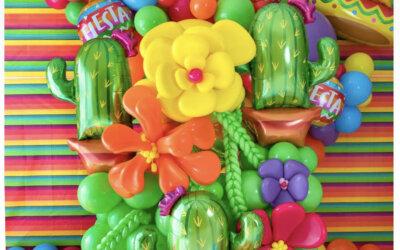 Balloon Bouquet 5 de mayo para Qualatex – Pioneer Balloon Company