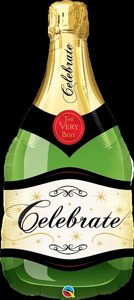 Botella de Champagne