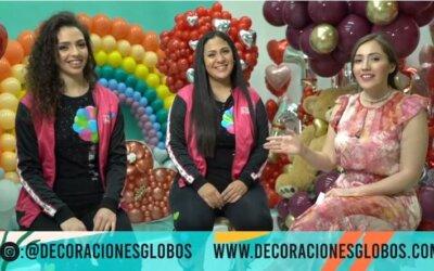 Diario De Las Américias – Hermanas venezolanas baten Récord Guinness creando arte con globos