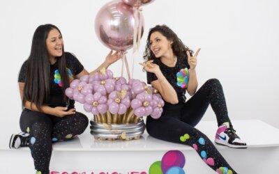 Balloon Artist Genesis Nieves e Iravid Nieves
