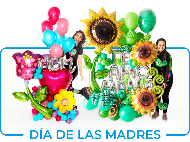 BALLOON BOUQUETS MADRES